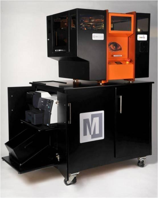 Mcor IRIS 3D-Drucker