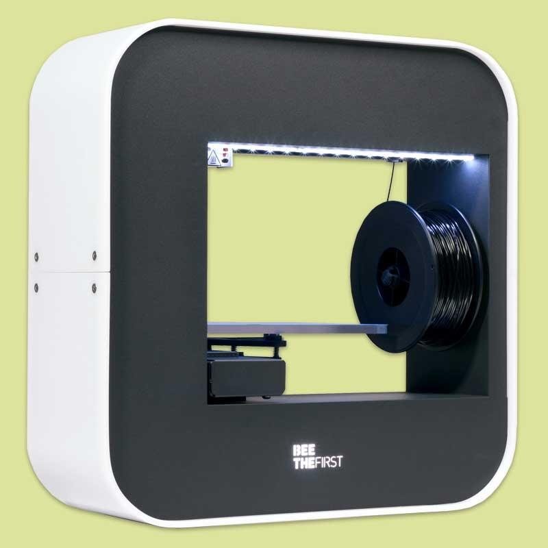 BeeTheFirst - 3D-Drucker von BeeVeryCreative