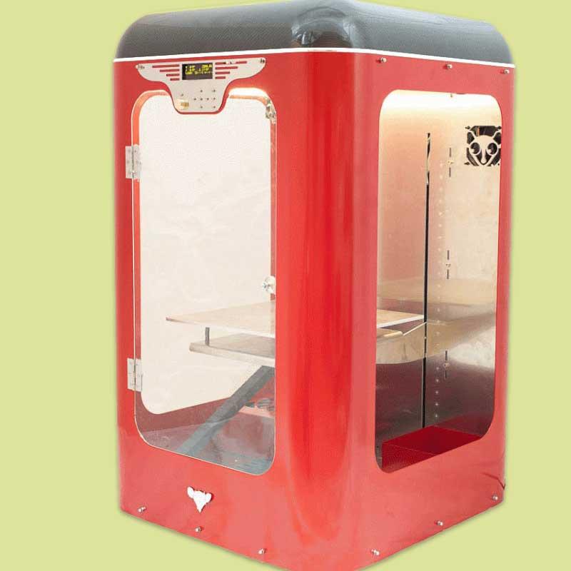 Hotrod Henry - 3D-Drucker von aye aye labs