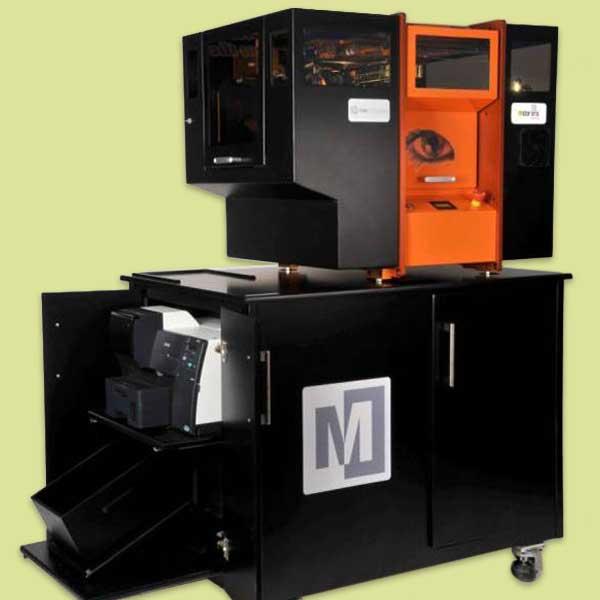 IRIS - 3D-Drucker von Mcor Technologies