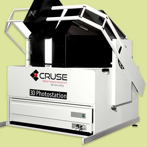 3D-Photostation von CRUSE
