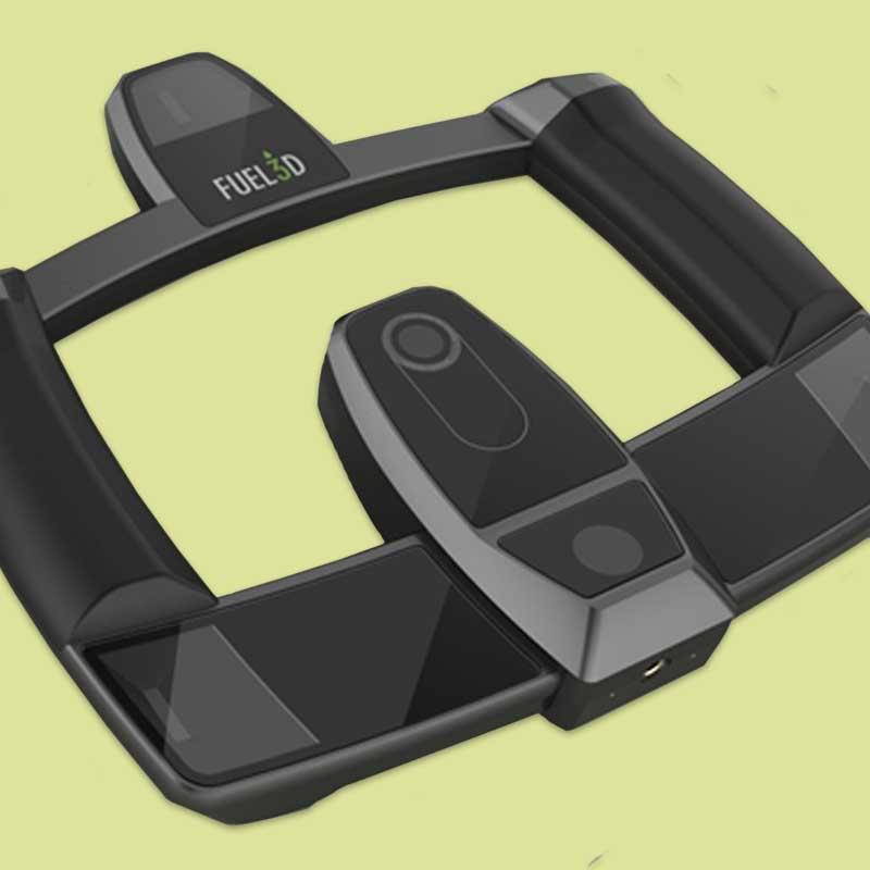 3D-Scanner von Fuel3D
