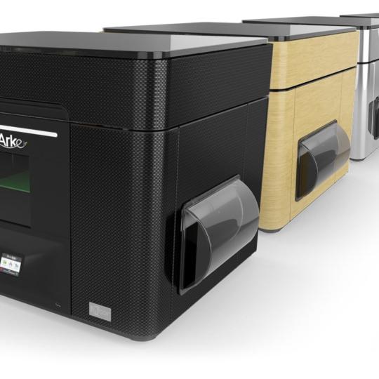 Mcor Arke – Desktop-Vollfarb-3D-Drucker