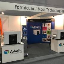 Mcor ArkePro - Impressionen vom Messestand formnext 2018