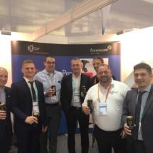 Mcor ArkePro - Das Team von Mcor und Formicum mit internationalen Resellerkollegen